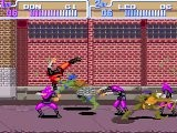 Tortues Ninja TMNT Turtles In Time - Jeuxvideo-tests - Super Nintendo