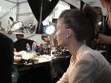 Tadashi Shoji Hair & Makeup - NYFW Spring 2012
