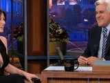 The Tonight Show With Jay Leno Evangeline Lilly Preview