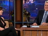 The Tonight Show With Jay Leno Evangeline Lilly, Part 2