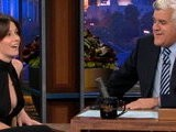 The Tonight Show With Jay Leno Evangeline Lilly, Part 3