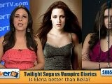 Twilight Saga Vs. Vampire Diaries: NYPost Says VD Is Better!