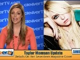 Taylor Momsen Talks About Fashion And Music In Seventeen Magazine