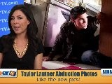 Taylor Lautner & Lily Collins Abduction Photos