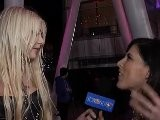 Taylor Momsen Talks Pretty Reckless Light Me Up Album