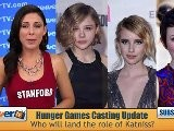The Hunger Games Casting Heating Up