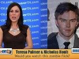 Teresa Palmer & Nicholas Hoult In Talks For Zombie Romance Movie