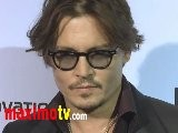 The Rum Diary Premiere Johnny Depp & Amber Heard ARRIVALS