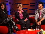 The Graham Norton Show Alice Cooper, Sandi Toksvig And Gareth Gates