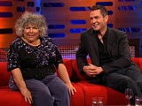 The Graham Norton Show Rupert Everett, Miriam Margolyes And The Zimmers