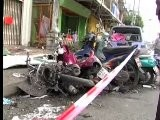 THAILAND BOMB ATTACKS