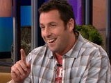 The Tonight Show With Jay Leno Adam Sandler, Part 1
