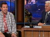 The Tonight Show With Jay Leno Adam Sandler, Part 2