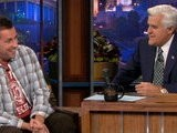 The Tonight Show With Jay Leno Adam Sandler, Part 3