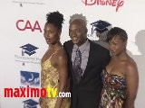 The Lion King Theatrical Cast SIMBA, NALA & RAFIKI At STARS 2011 Gala ARRIVALS