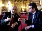 UMP - Jean Pierre Raffarin Invité De Face Aux Internautes