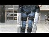 Une Paire De Jambes Robotiques Pour Les Paraplé Giques