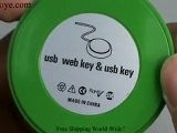USB Web Key For Folder Network Software Lock