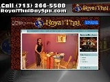 Massage In Houston TX &ndash Royal Thai Day Spa