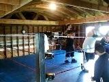 Pro Wrestling Training Part 2 Sept 15 2011