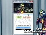 How To Get Batman Arkham City Joker&rsquo S Carnival Challenge Map DLC Free