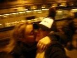 Virginie Caprice Et Sophie Dior Les Retrouvailles A La Gare