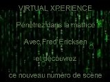 VIRTUAL XPERIENCE - Visuel Cabaret Par Fred Ericksen