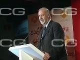 Vicente Del Bosque Recibe El Premio EP 2010