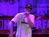 Vauxhall UK Beatbox Championships 2011 Grand Final