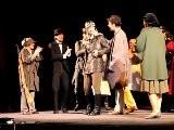VI Wakacyjny Festiwal Teatr&oacute W Dziecięcych Zza Granicy Włocławek 2011 - 07.03.2011