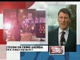 Vancouver Mayor Gregor Robertson Talks To The CBC' S Evan Solomon About Gang-related Shootings In The Mayor' S Own Neighbourhood And Possible Solutions