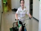 Viewers Offer New Bike For Boy With Autism
