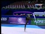 Vera Sessina - Ribbon EF Baku World Championships 2005