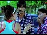 Veera Movie Scenes - Taapsi & Ravi Teja&#039 S Love Scene- Ravi Teja & Kajal Agarwal