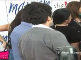 Very Pretty Amrita Rao Looks Awesome At Premier Of Shahid & Sonam&#039 S Mausam