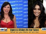 Vanessa Hudgens Talks Meaning Of Tattoo