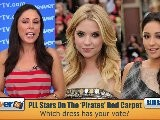 &#039 Pretty Little Liars&#039 Stars Shay Mitchell & Ashley Benson &#039 Pirates 4&#039 Fashion Recap