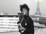 Walk On By Dionne Warwick, FrenchTV In Paris 12 10 1964 &rlm