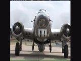 WW II Bomber Plane Visit
