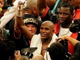 Watch Victor Ortiz Vs Floyd Mayweather Jr - 4th Round Knock Out