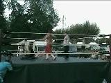 Xé Non Vs Eddie Mondeiro -Fighters Revenge Pro Wrestling - 21.08.11
