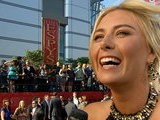 Live From The Red Carpet 2011 ESPYs: Maria Sharapova