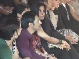 Yuvika Choudhary And Amrita Rao At India International Jewellery Week Day 3 - Fashion Show