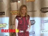 Erika Christensen Spike TV&#039 S 2011 Scream Awards Arrivals PARENTHOOD