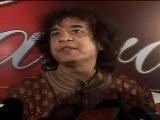 Zaakir Hussain Speaks About Shila Ki Jawani & Munni Badnam Songs