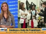 Zendaya & Cody Simpson On PrankStars