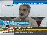 Zulfiqar Mirza Strikes MQM, Rehman Malik Again