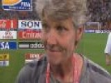 Pia Sundhage And USA On To Semifinals