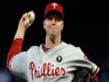 Phillies Clinch Playoff Berth With Shut Out