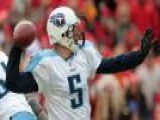 Colts Sign Kerry Collins
